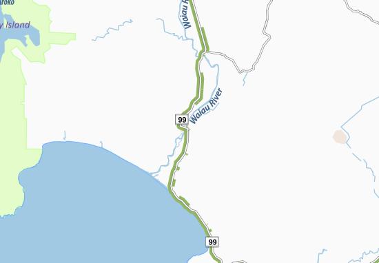 Tuatapere Map