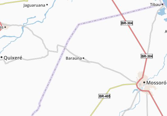 Mapas-Planos Baraúna