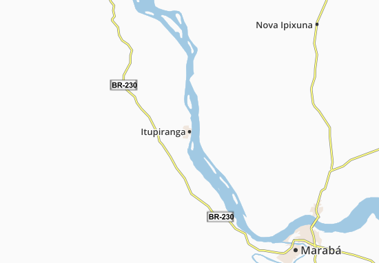 Mappe-Piantine Itupiranga