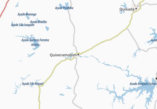 Mappe-Piantine Quixeramobim