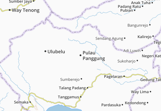 Mappe-Piantine Pulau Panggung