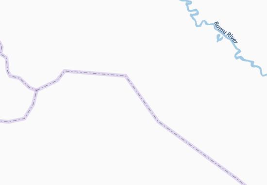 Simbai Map