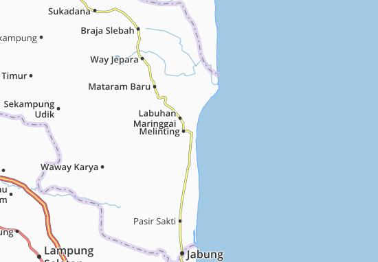 Melinting Map