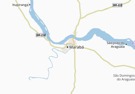 Mappe-Piantine Marabá