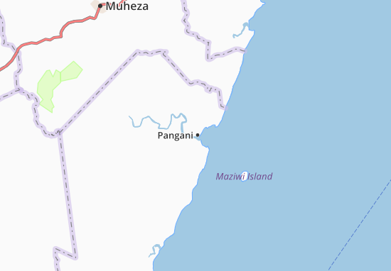 Mapas-Planos Pangani