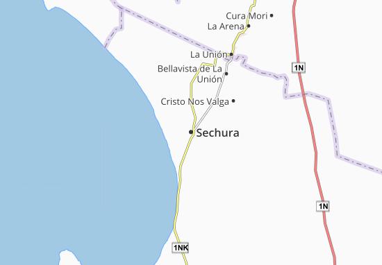Mapas-Planos Sechura