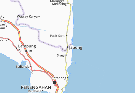 Jabung Map