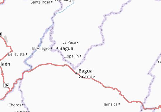 Mappe-Piantine Copallín