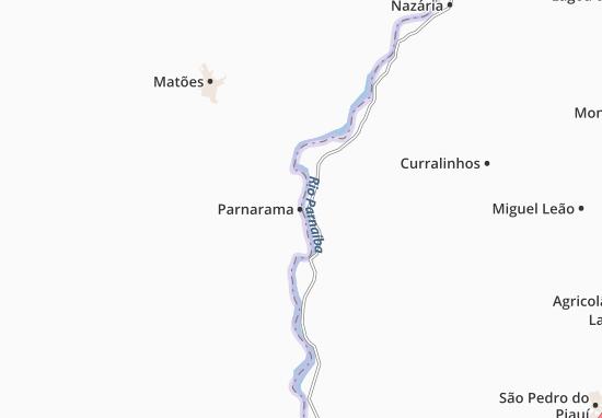 Mappe-Piantine Parnarama