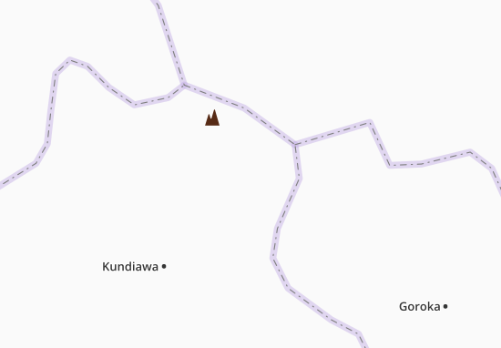 Carte-Plan Gembogi