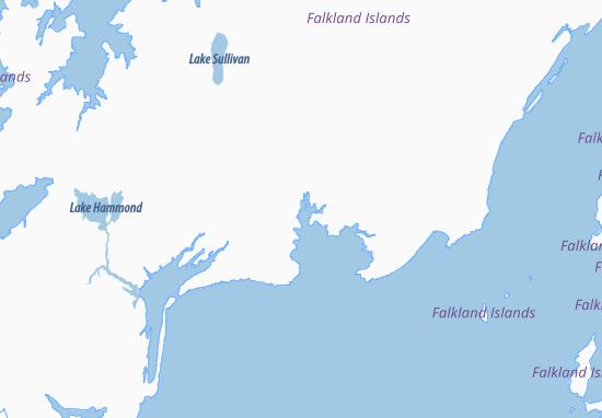 Mapas-Planos Fox Bay West