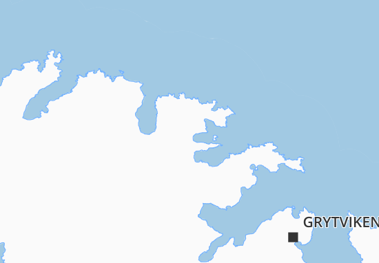 Kaart Plattegrond Stromness