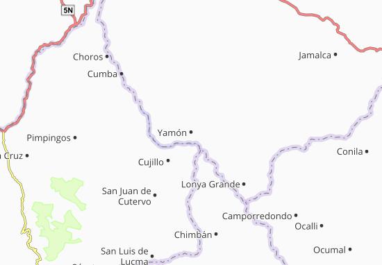 Mapas-Planos Yamón