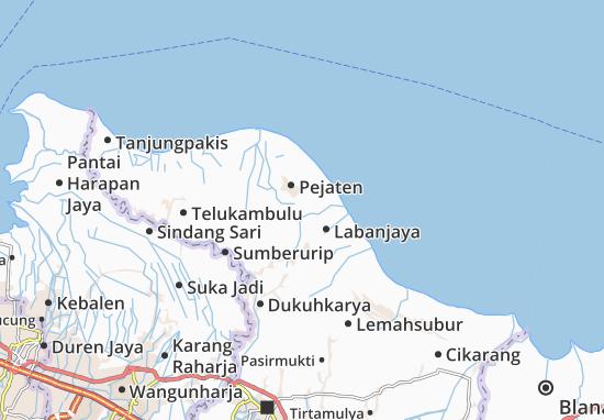 Pedes Map