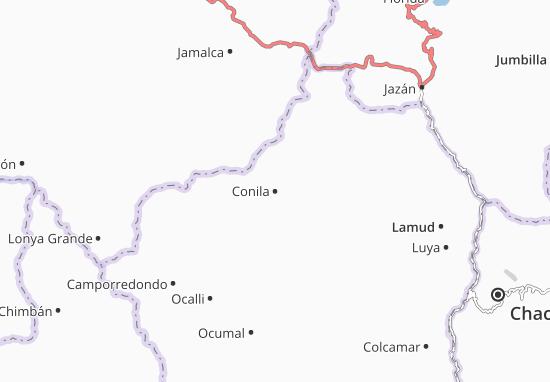 Mappe-Piantine Conila