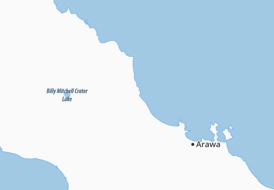 Manetai Map