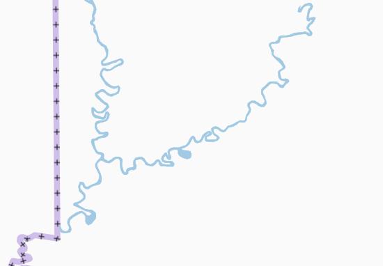 Mapas-Planos Kiunga