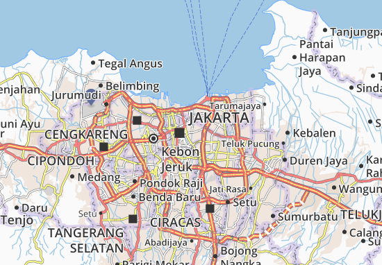 Senen Map
