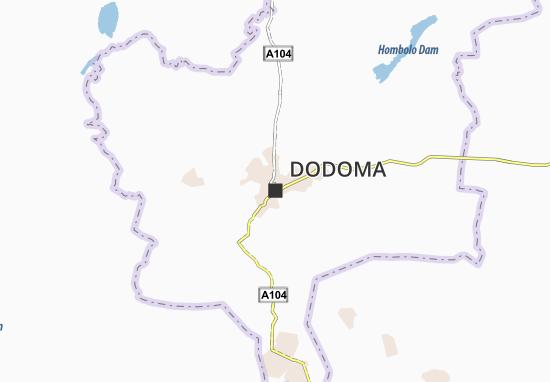 Mapas-Planos Dodoma