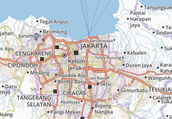 Matraman Map