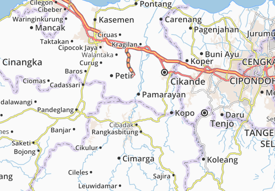 Pamarayan Map