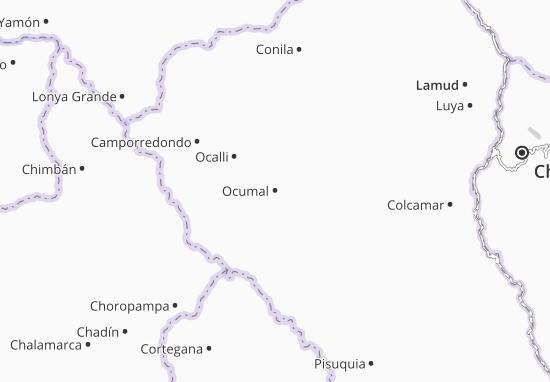 Mappe-Piantine Ocumal