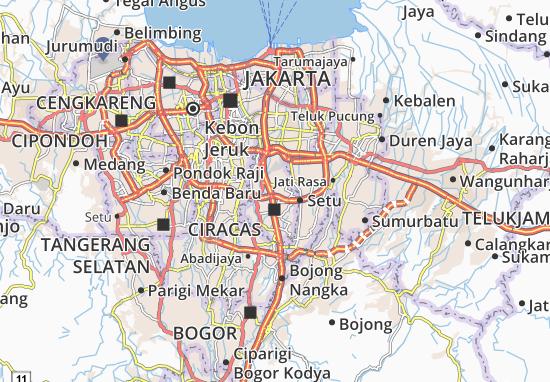 Dukuh Map