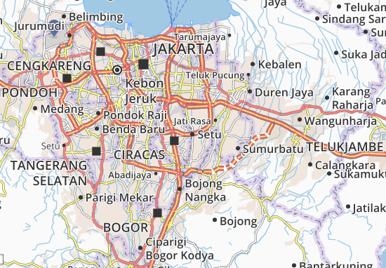 Setu Map