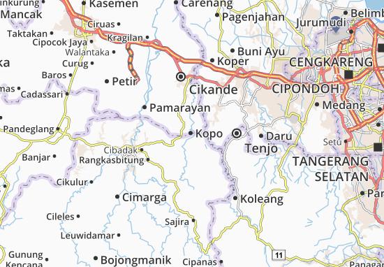 Kopo Map