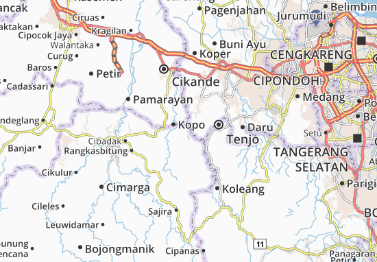 Mappe-Piantine Maja