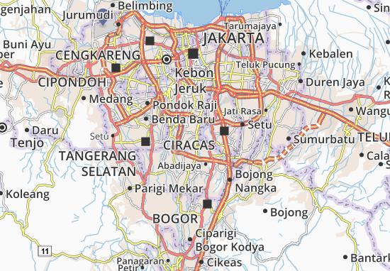 Jaga Karsa Map