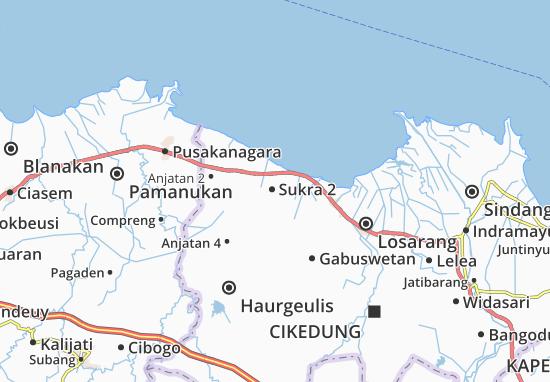 Sukra 2 Map