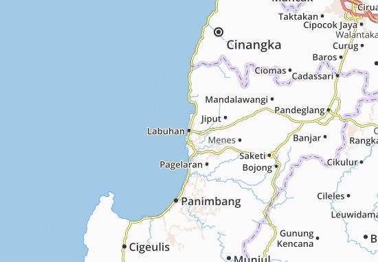 Labuhan Map