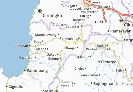 Cimanuk Map