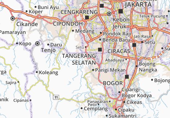 Jampang Map