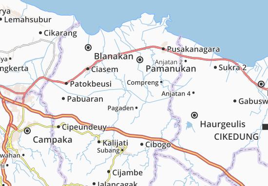 Binong Map