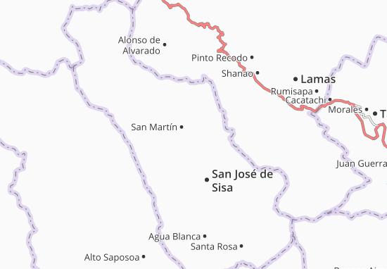 Shatoja Map