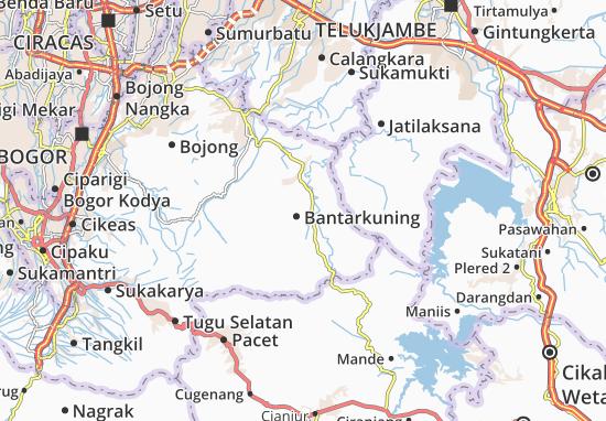 Cariu Map