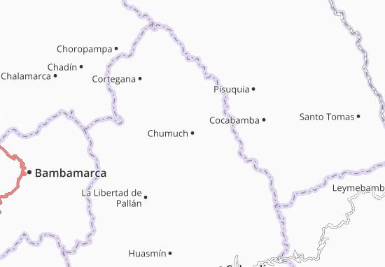 Chumuch Map