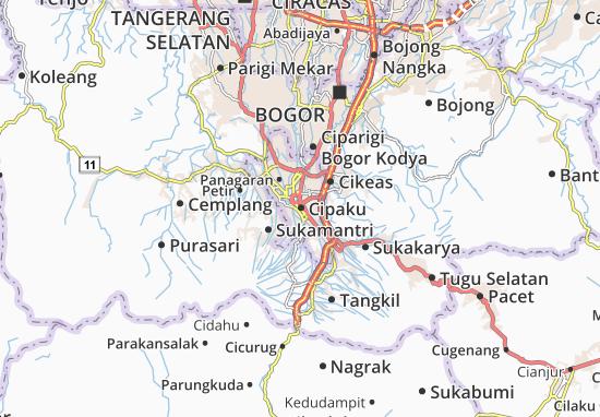Mapas-Planos Cipaku