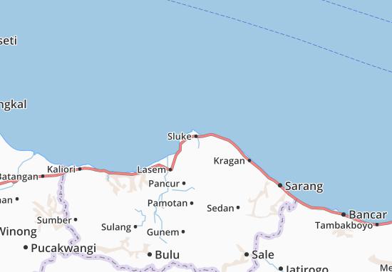 Sluke Map