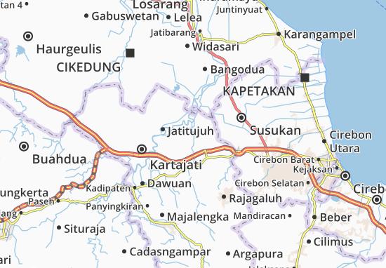 Ligung Map