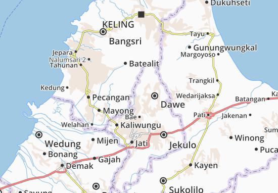 Mappe-Piantine Gebog