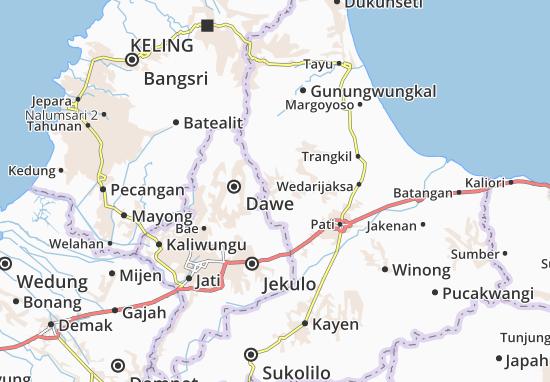 Gembong Map