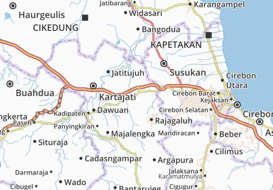 Palasah Map