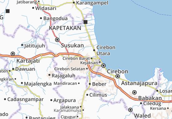 Weru Map