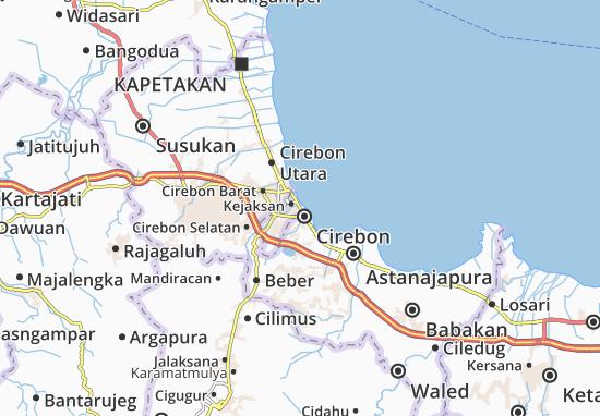 Lemahwungkuk Map