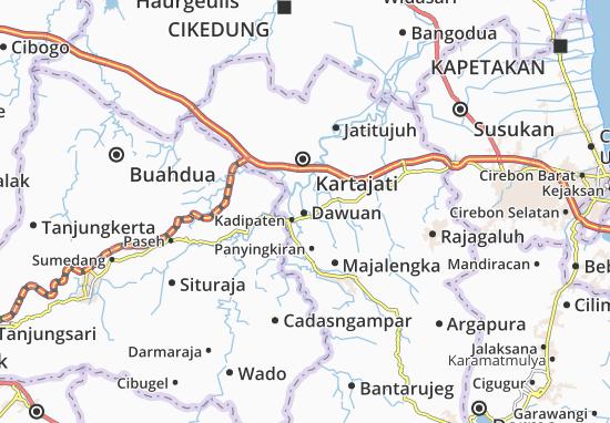 Mappe-Piantine Dawuan