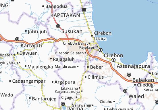 Carte-Plan Sumber