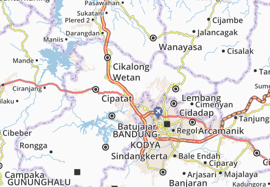 Map of ngamprah michelin ngamprah map viamichelin are you looking for the map of ngamprah find any address on the map of ngamprah or calculate your itinerary to and from ngamprah find all the tourist sciox Gallery